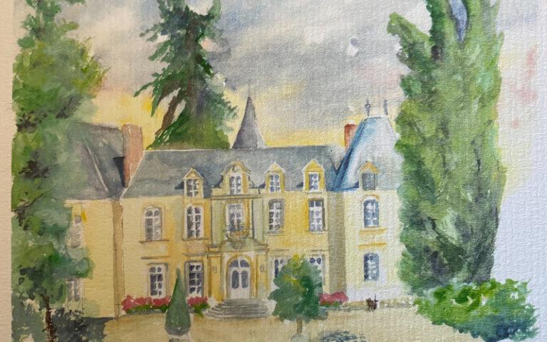 Atelier de peinture et/ou carnet de voyage